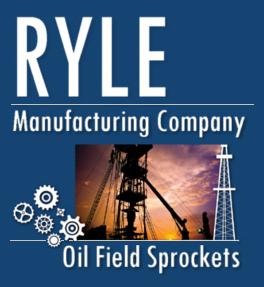 Ryle Sprocket Manufacturing